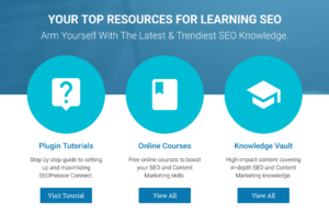 SeoPressor online resourses and training