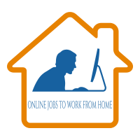 online jobs to work from home logo